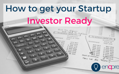 """How to get your Startup """"Investor Ready"""""""